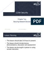 02 - CK - Securing Network Devices