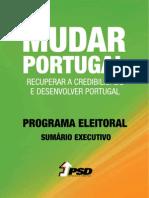Portogallo_PSD_2011