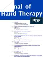 Journal of Hand Therapy v-15 N-2 2002