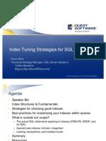 Indexing Strategies