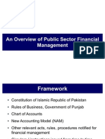 Lecture - An Overview of Public Sector Financial Management 03-12-2010