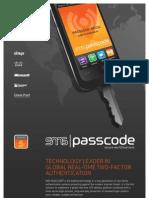 Leaflet Sms Passcode 5.0