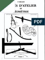 Traces Atelier Geometrie
