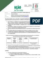 Escala de Braden - Normativa DGS