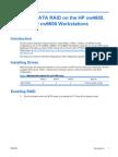 Workstation 6600