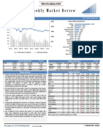 Weekly Market Review June 26, 2011