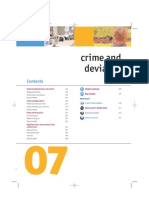 Crime and Deviance textbook
