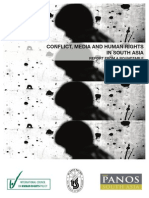 Conflict, Media and Human Rights in South Asia