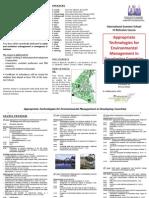 Brochure Summer School Program for Website