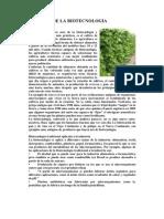 Historia de la biotecnología 3E12TM