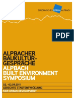 Built Environment Symposium 2011 01