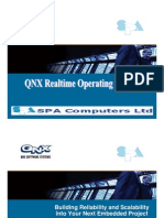 Qnx Real Time Os
