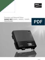 sb345000parameters
