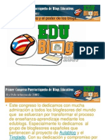 Congreso edublogs