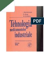 1.Organizarea Producerii de Medicamente in Conditii de Uzina