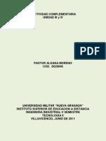 DESARROLLO ACTIVIDAD II