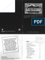 Battleship Advanced Mission Electronic 2003