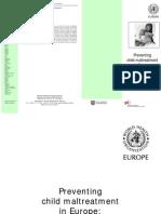 Preventing Child Maltreatment in Europe..._2007