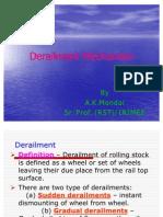 Derailment Mechanism