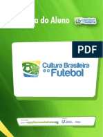 Apostila Cultura Brasileira e o Futebol