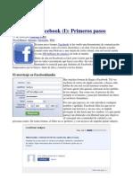 Manual Face Book