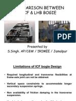 ICF & FIAT Bogie
