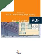 CATIA - Mold Tooling Design 2 (MTD)