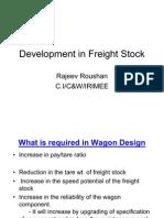 Development in Wagon Final