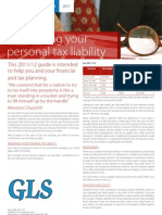 Tax Planning 0611