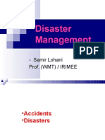 Disaster Management PWMT