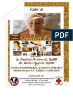 Referat Golden Facial Finish