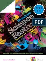 Wrexham Science Festival 2011