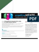 CreativaMENTE cambia modo di fare presentazioni