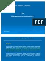 Metodologias Para Auditoria