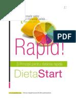 Diet as Tart 3 Principii Pentru Slabirea Rapida