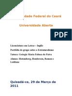 Universidade Federal Do Ceara