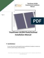 Installation Manual - TitanPower-AL2DH