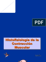 Histofisiología de la Contracción Muscular (campus)