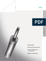 FESTO Round cylinders DSEU/ESEU specifications