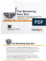Marketing Charts Power Point the Marketing Data Box