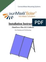 Installation - Titan Power Plus-SU2 - Free Standing and Tilt(v2)