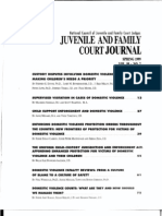 Juvenile and Family Court Journal