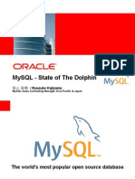 Product Roadmap of MySQL - RDBMS and NoSQL, And Beyond MOSC2011