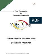 Plan Estrategico Turistico Villa Elisa