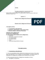 Nº1 Derecho de las obligaciones Evolución - Fuente