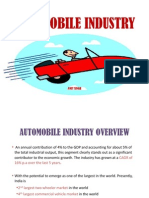 15015226 Automobile Industry