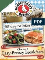 Sneak Peek Photos from Easy-Breezy Breakfasts