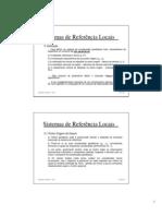 Sistemas de Referência Locais - Portugal
