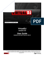 Using Virtual Dj - New Features Only