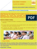 ABT MFMRI Commerce Faculty, BHU Summer Training